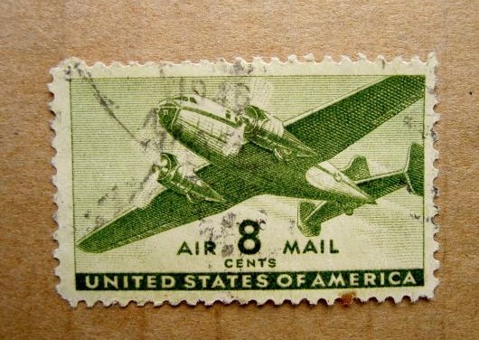 Air-Mail-Delivery